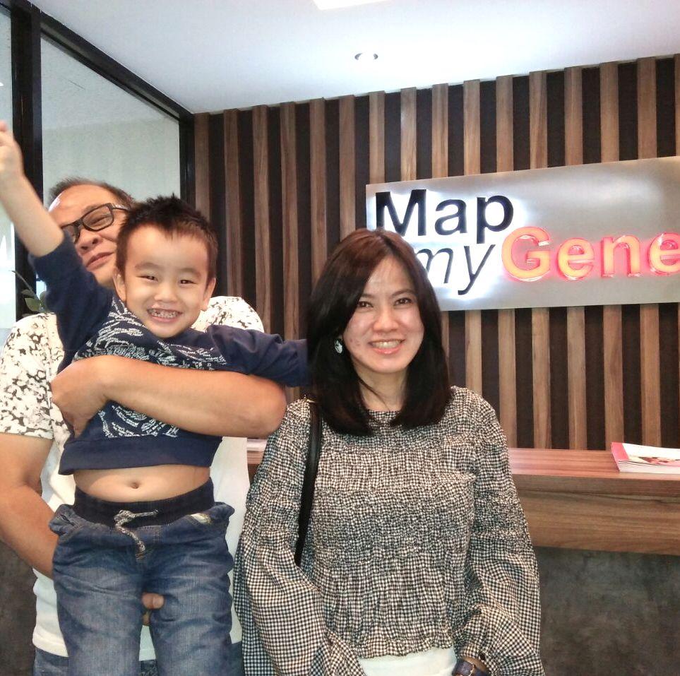 mapmygene genetic test
